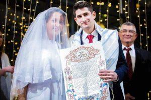 חופה מגנטים לחתונה