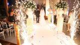 זיקוקים לחתונה
